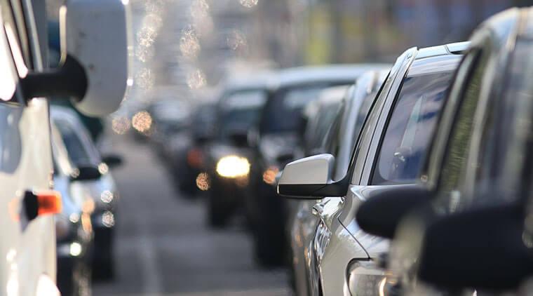 Comparendo de multas de tránsito en Colombia
