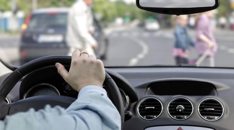 Distracciones al conducir